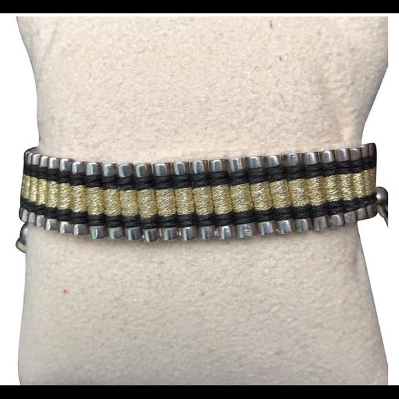 links of london Jewelry - Links of London Gold Cord Bracelet